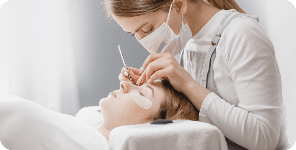 How to Start Lash Extensions Business